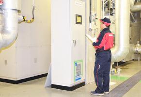 給排水設備の点検管理
