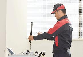 ビルの環境衛生管理に基づく環境測定及び記録等