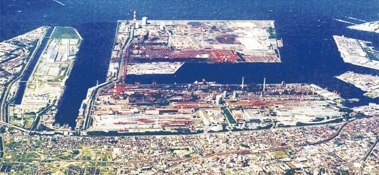 JEFスチール東日本製鉄所